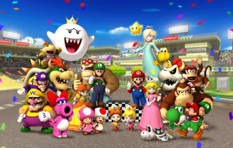 Mario kart android nintendo