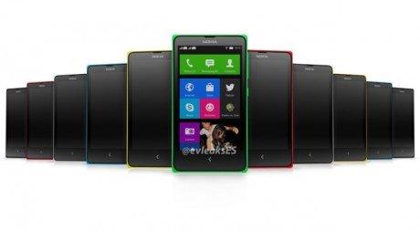 Nokia normandy leak evleaks 635