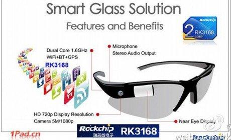 Rockchip smartglasses CES
