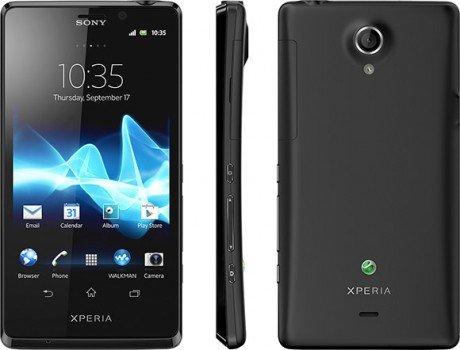 Sony xperia t 1