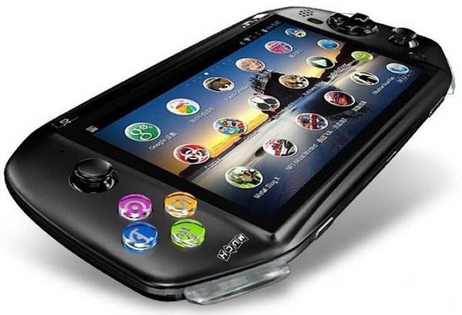 MUCH i5 Quad Core 3G Games Handheld Console