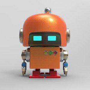 Rocket ROBO-icona