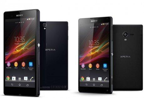 Sony Xperia Z e Xperia ZL ricevono laggiornamento 10.3.1.A.0.244