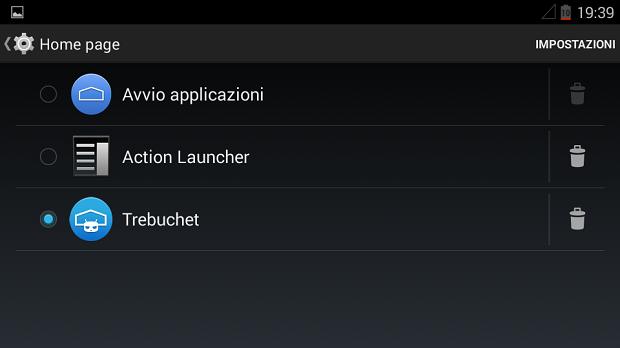 Trebuchet CyanogenMod 11 APK