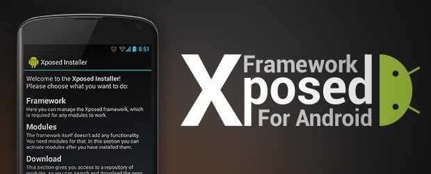 Xposed-Framework-2.4
