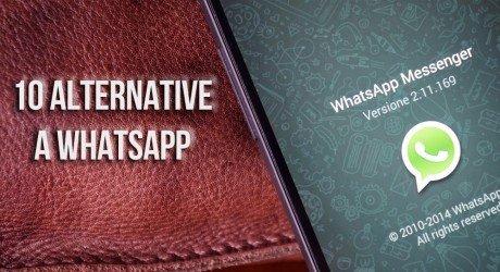Alternative whatsapp android