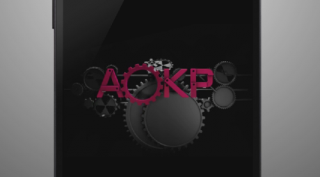 Aokp new bootanimation