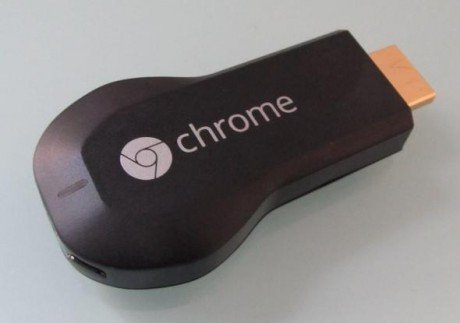 Chromecast update