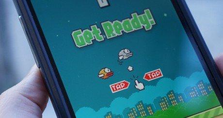 Flappy bird nexus 5