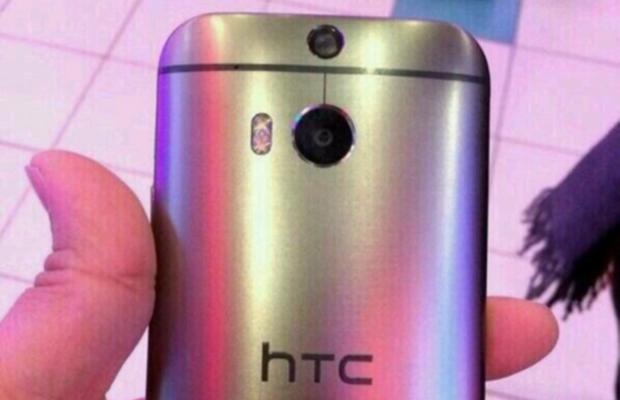 htc one 2 m8 metal chrome