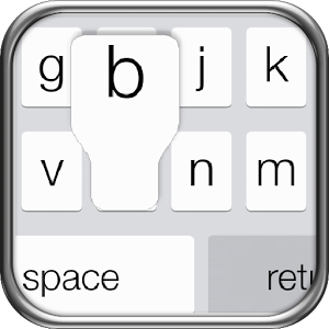 iPhone 5s Keyboard iOS 7 (1)