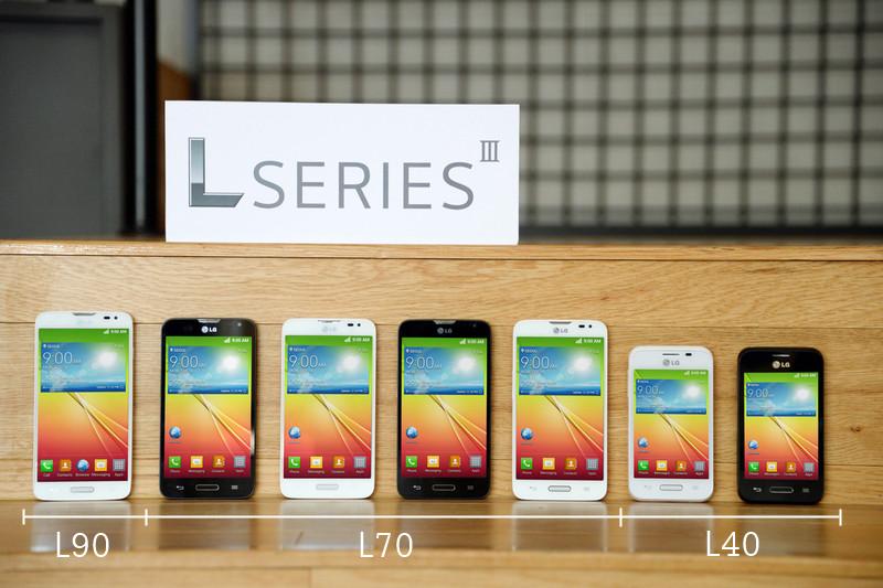 lg l3 series