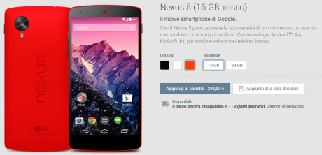 N5 rosso