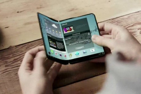 Samsung fexible screen youm