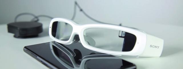smarteyeglass sony xperia z1