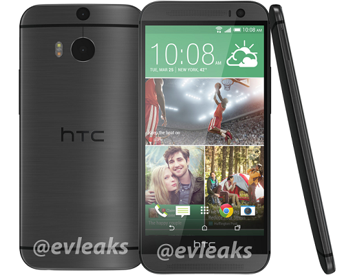 the all new htc one