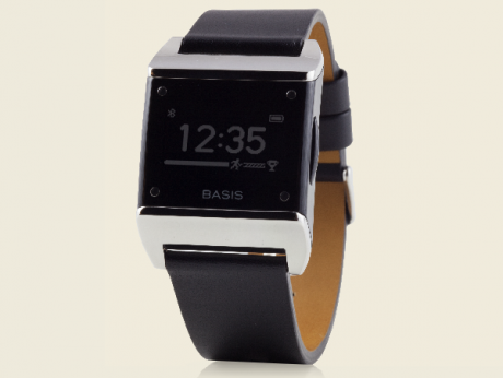Basis B1 health tracking