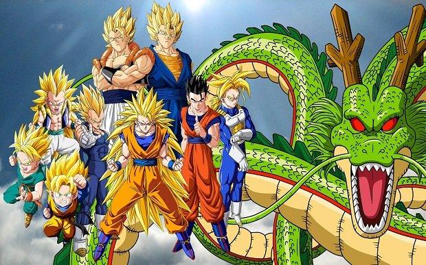 Dragon Ball Z Ultimate Swipe