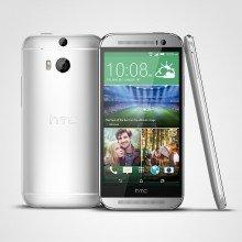 HTC One M8_3V_Silver