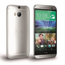 HTC One M8_PerRight_Silver