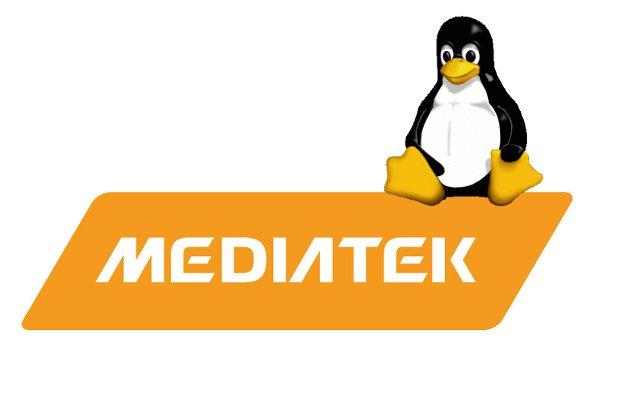 MediaTek-Tux