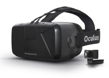 Oculus Rift DevKit 2
