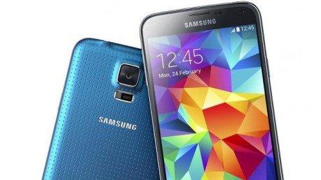 Samsung Galaxy S5 blue cut emb8
