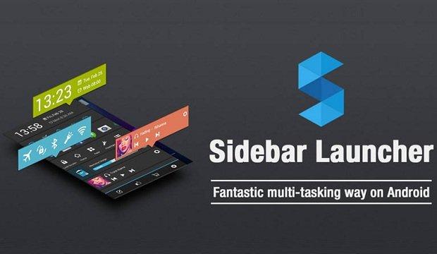 Sidebar Launcher