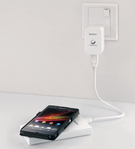 Sony CP W5 cargador