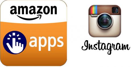 Amazon app store instagram aggiornamento