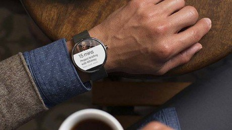 Art Motorola Moto 360 Android Smart Watch 620x349
