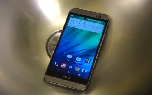 htc one water resistant