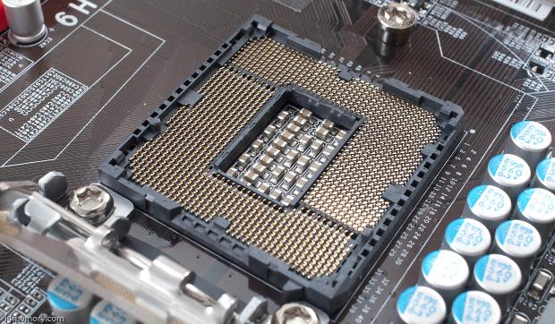CPU-socket