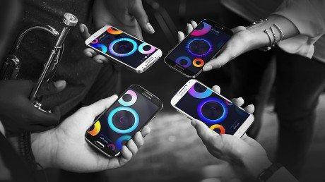 Galaxy S4 Group Play 1280x720
