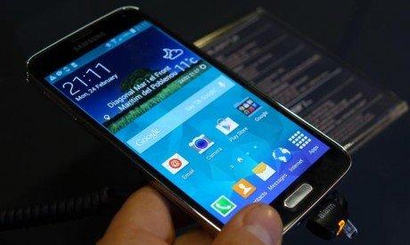 Galaxy S5 13 h partb