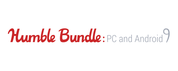 Humble Bundle PC and Android 9