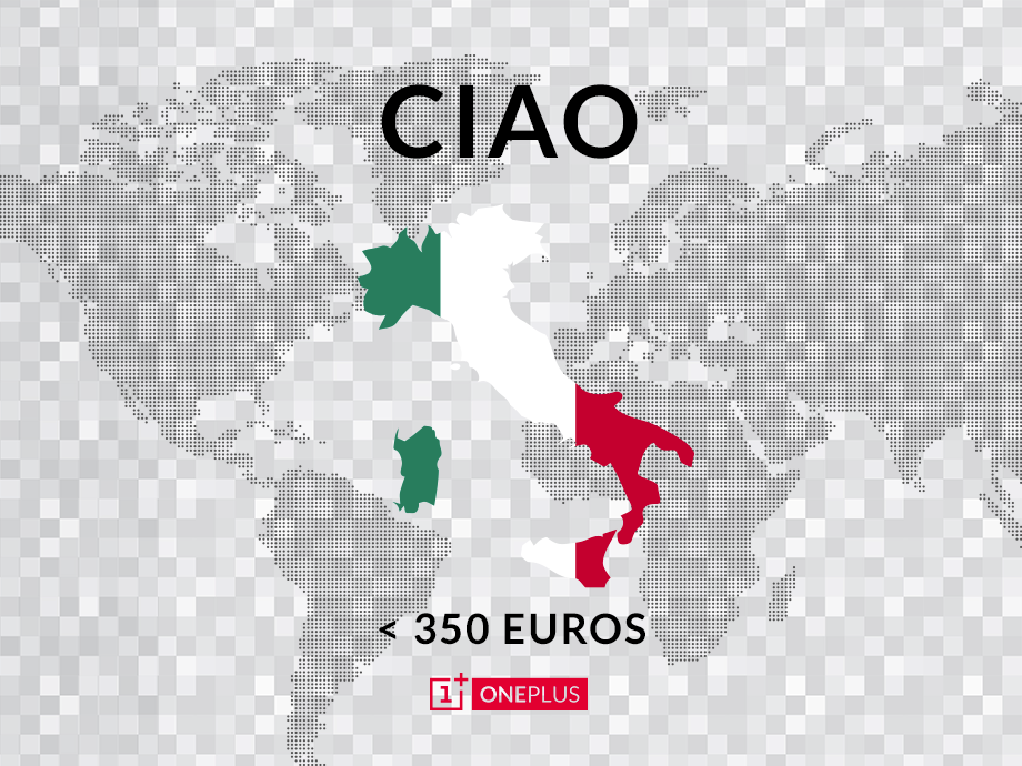 OnePlus-Ciao-Italia