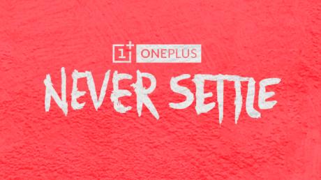 OnePlus motto