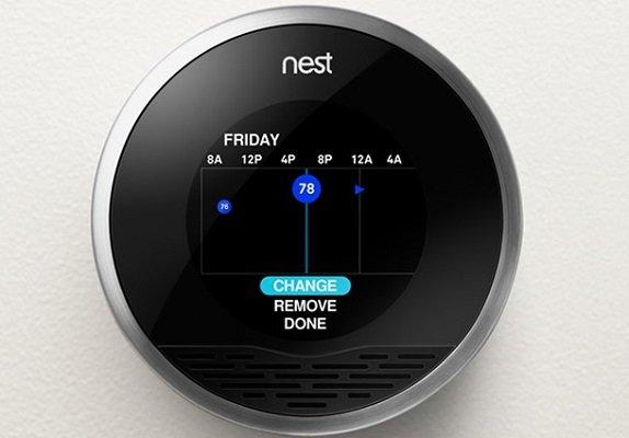 Termostato intelligente Nest