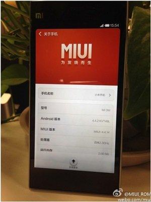 Xiaomi KitKat