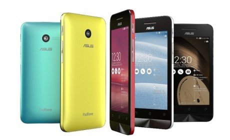 ZenFone 4 Colors