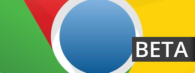 chrome beta android