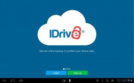 Servizi Cloud: iDrive