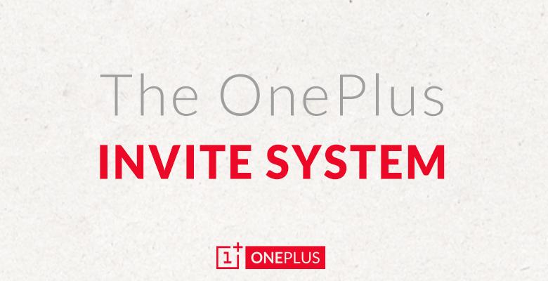 oneplus sistema inviti