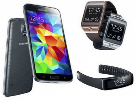 Samsung galaxy s5 galaxy gear 2 galaxy gear fit