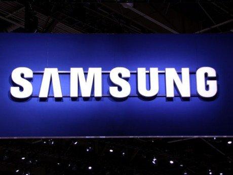 Samsung logo 640x480