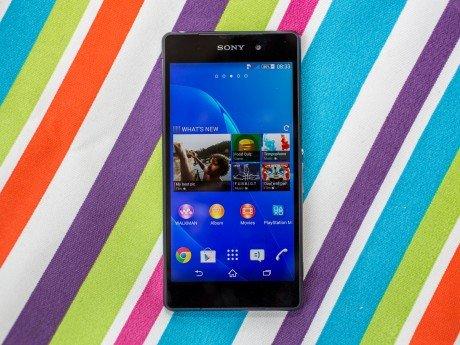 Sony xperia z2 mwc 2014
