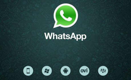Whatsapp windows phone header logo
