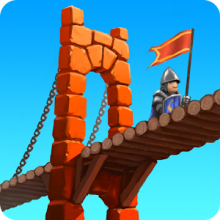 Bridge Constructor Medieval-icona
