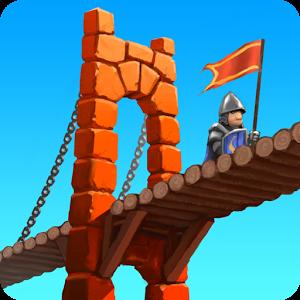 Bridge Constructor Medieval icona